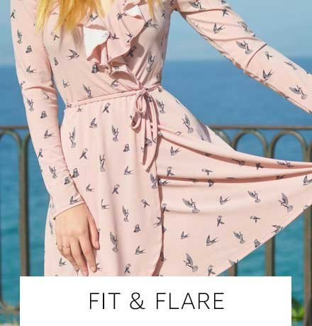 Fit and flare