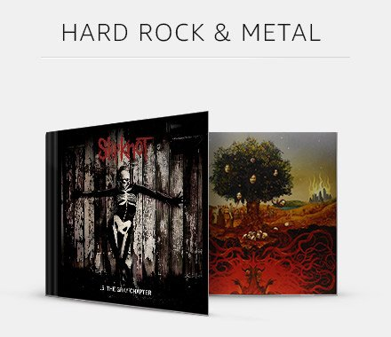 Hard Rock & Metal