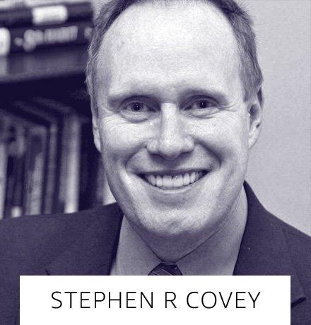 Stephen R Covey