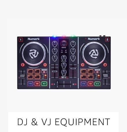 DJ & VJ equipment
