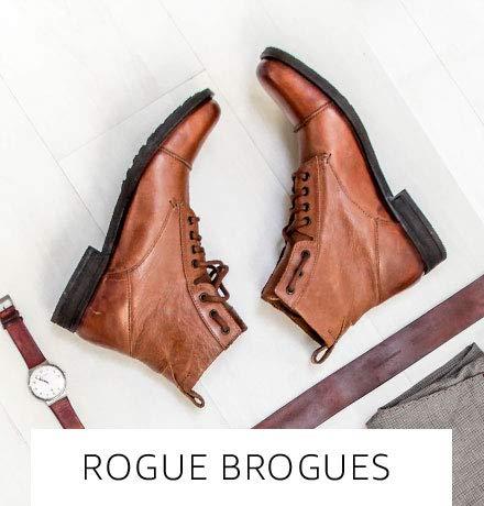 Rogue Brogues