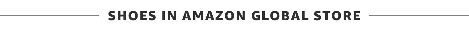 Shoes in Amazon global store