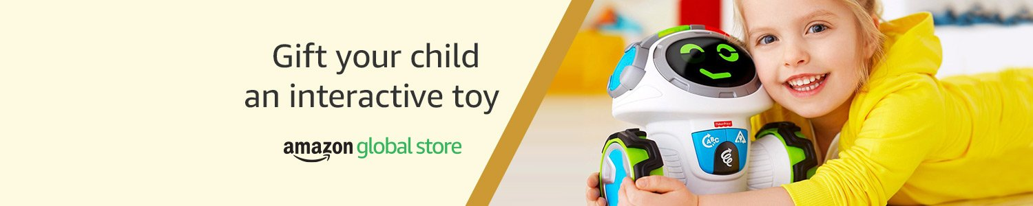 Gift your child an interactive toy