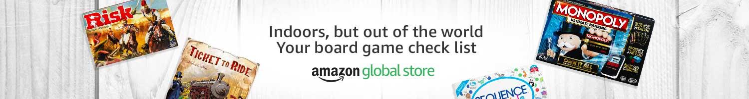International board games