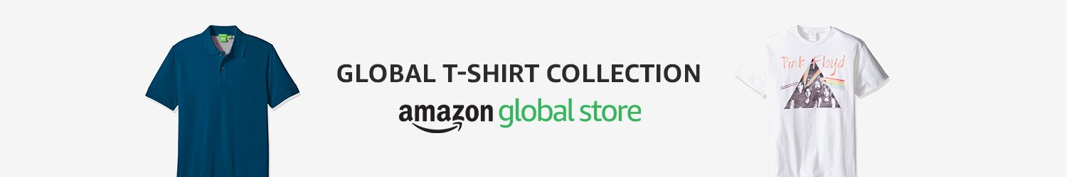 Global T-shirt collection
