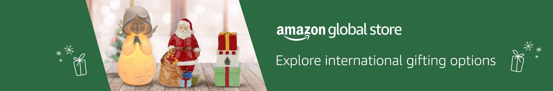 Amazon global store