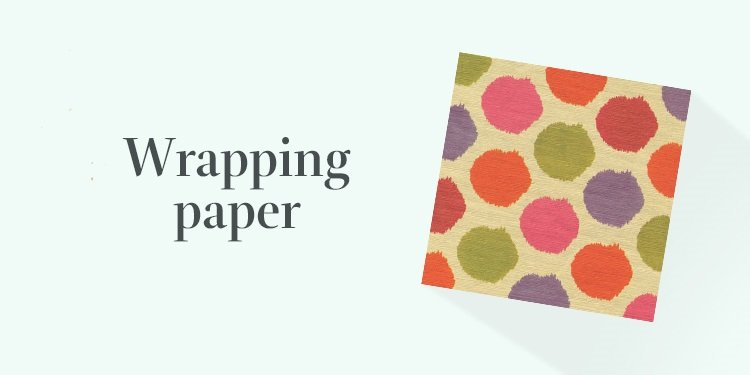 Wrappig paper