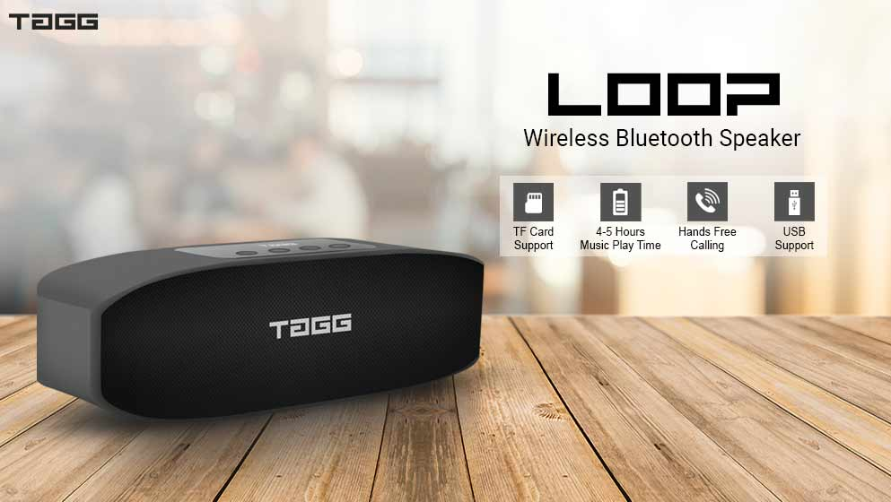Tagg speakers