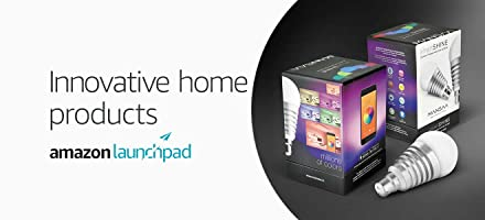 Amazon Launchpad-Smart Homes