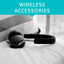 Wireless accessories