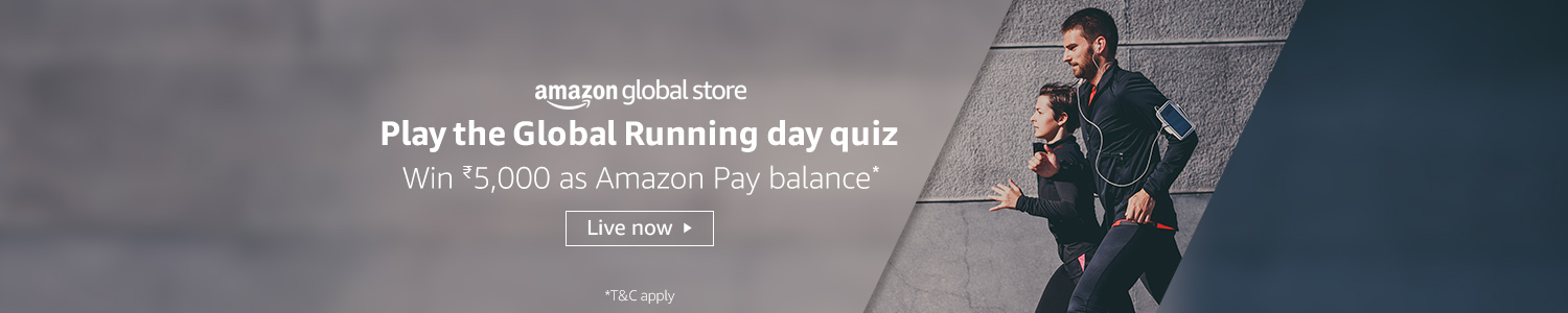 Play the Global Running day quiz