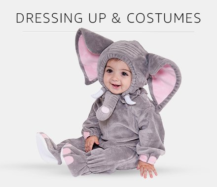 Dressing up & Costumes