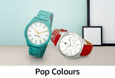 Pop coloured bands