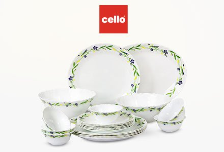 off on Dinnerware & Serving Pieces