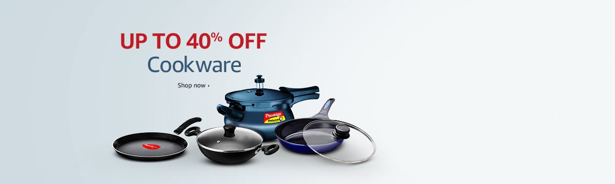 Amazon Offer Get upto 40% off on Kitchen & Dining