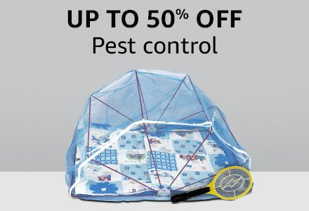 Up to 50% off Pest Control