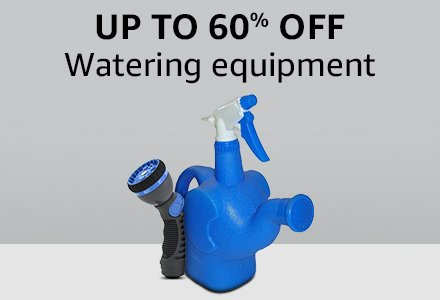 Up to 60% off Watering Equipment