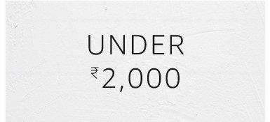Under 2000