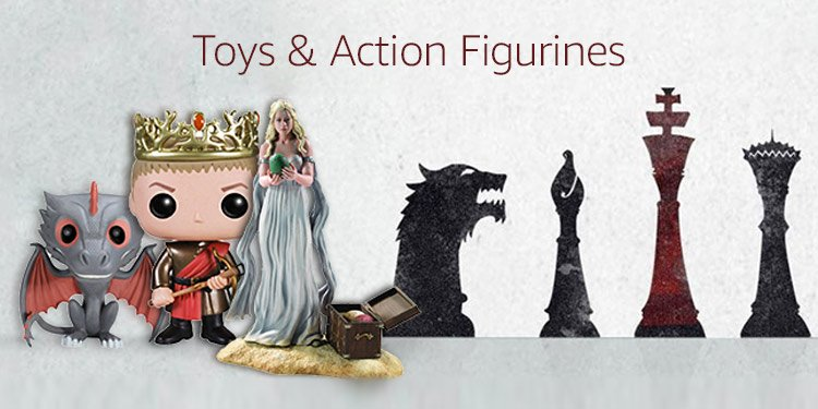 Toys & Action Figurines