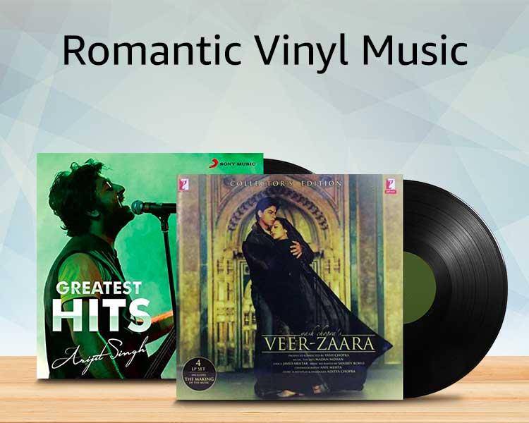 roamntic Vinyl music