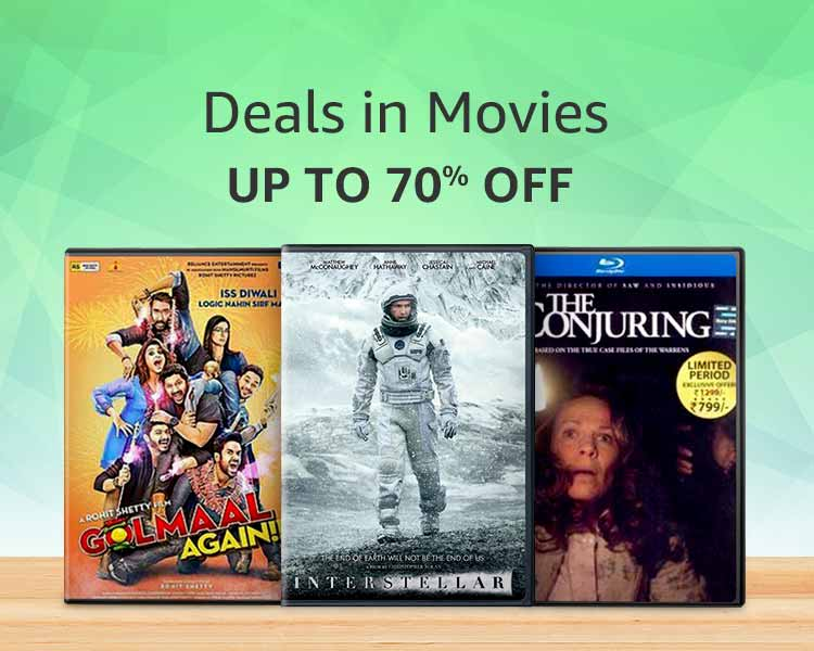 Deals Movies DVD Bluray