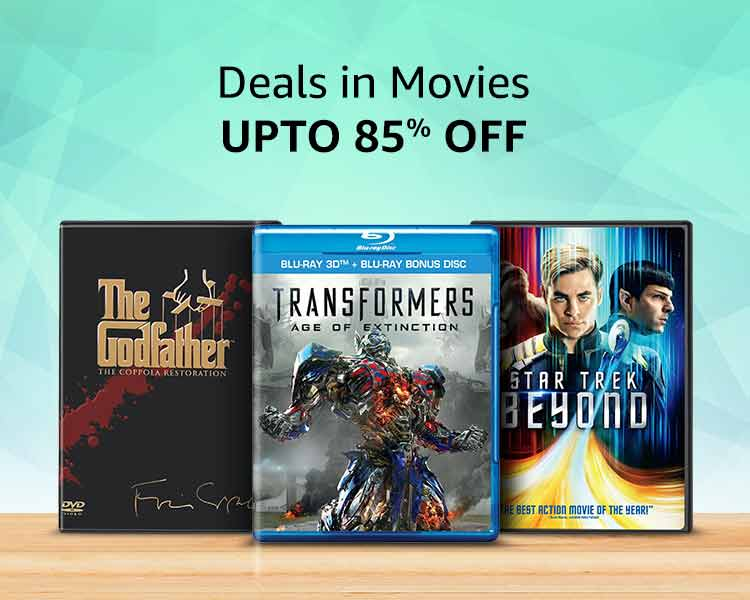 Deals Movies DVD