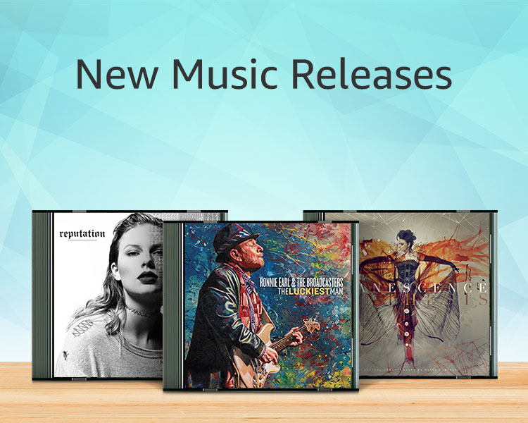 New Music Releases