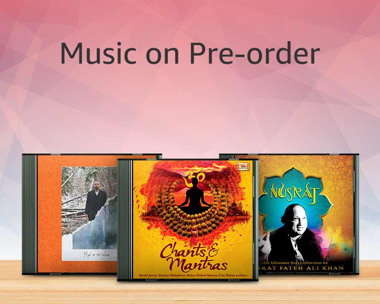 Music on Preorder
