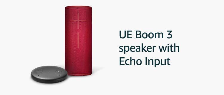 UE boom offer