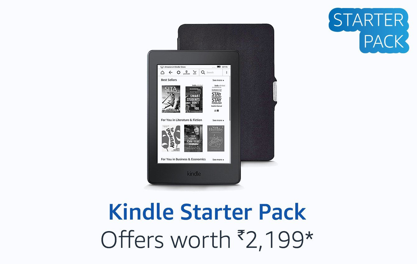 Kindle Starter Pack