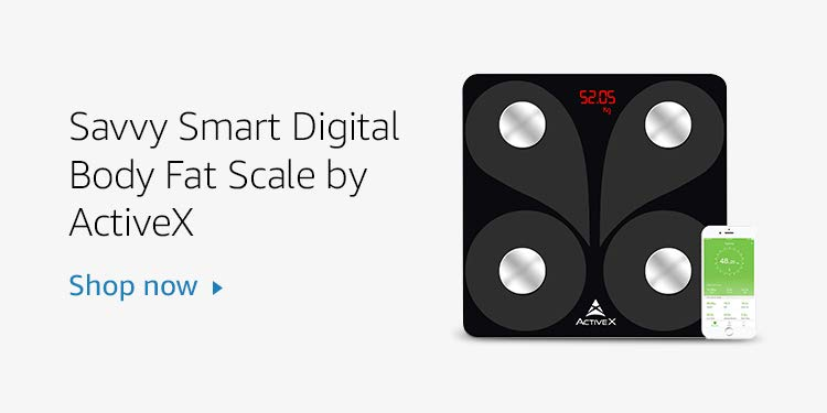 Active X Smart scale