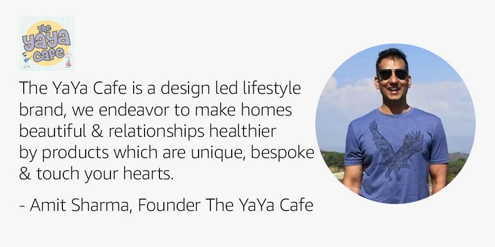 Yaya Cafe owner