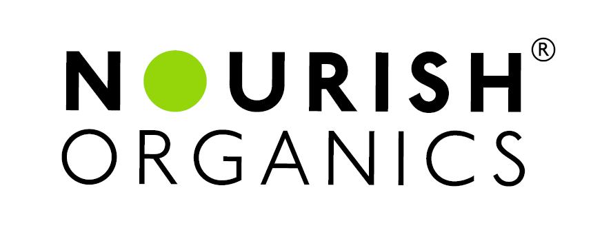 Nourish organics logo