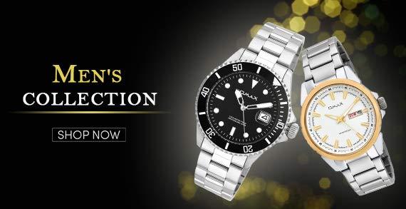 Omax Men's watches