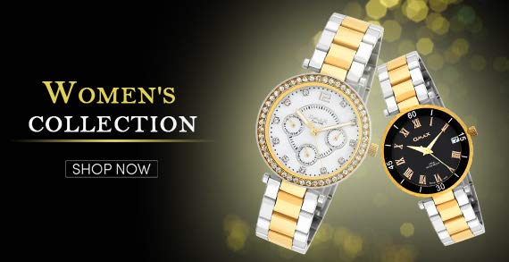 Omax Women's watches