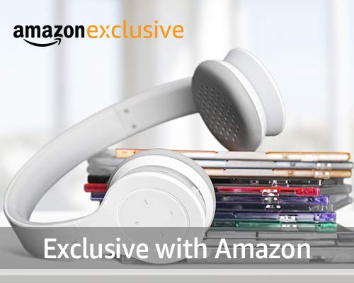 Exclusive with Amazon