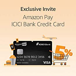 Amazon Pay ICICI bank credit card