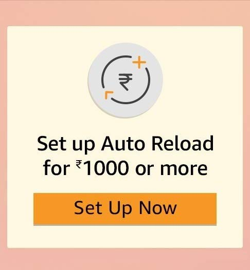 Set up Auto Reload