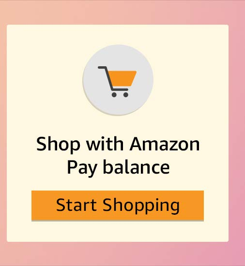 Shop with Amazon Pay Balance