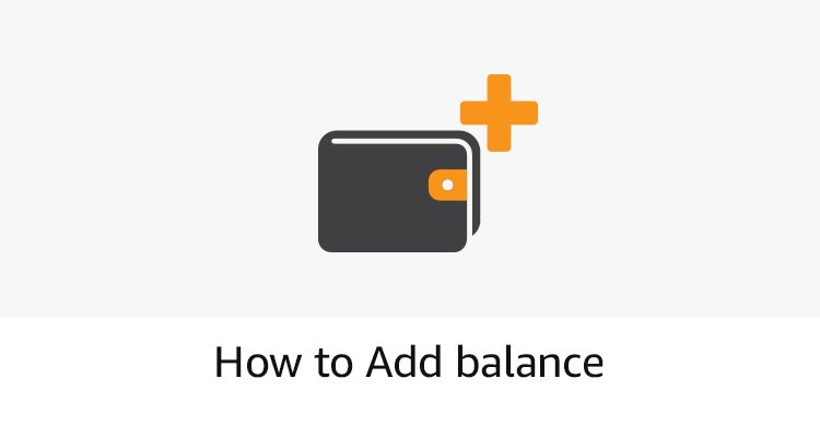 How to add balance
