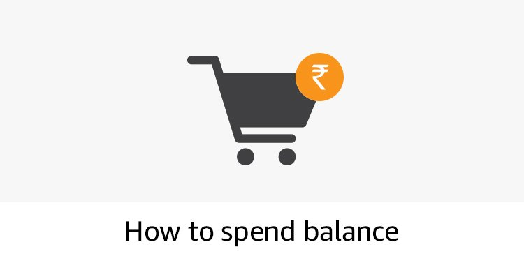 How to spend balance