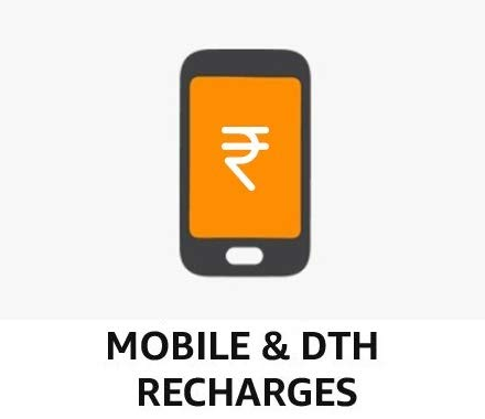 Mobile & DTH Recharges