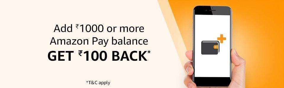 Add 1000 Get 100 Back