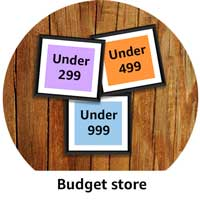 Budget store