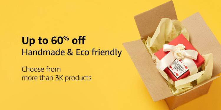 Handmade ecofriendly
