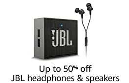 JBL headphones and speaker: Up to 50% off