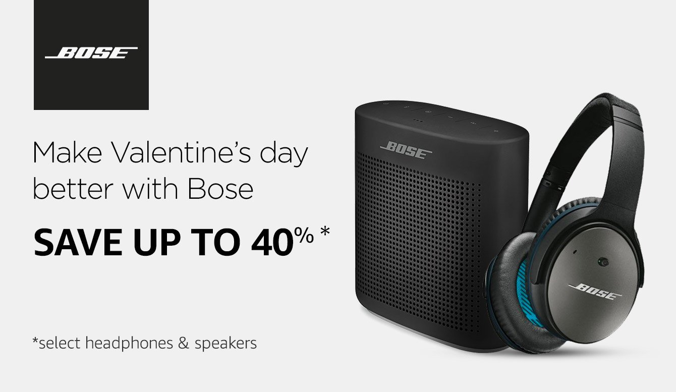 Bose Valentine's