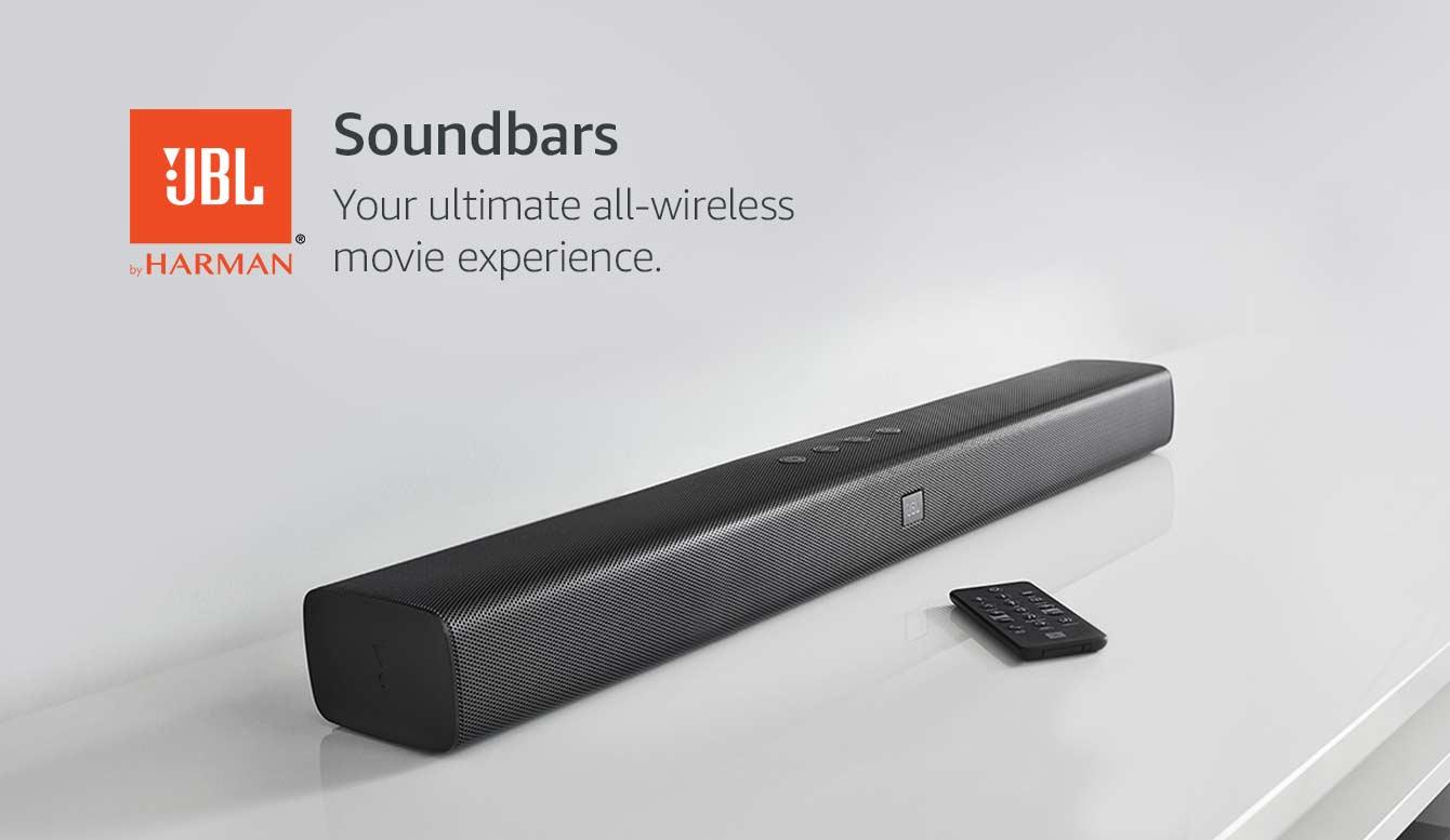 JBl soundbars
