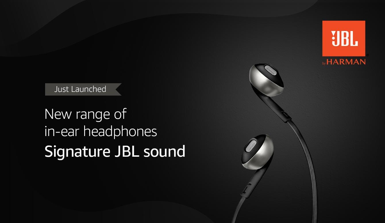 JBL launch