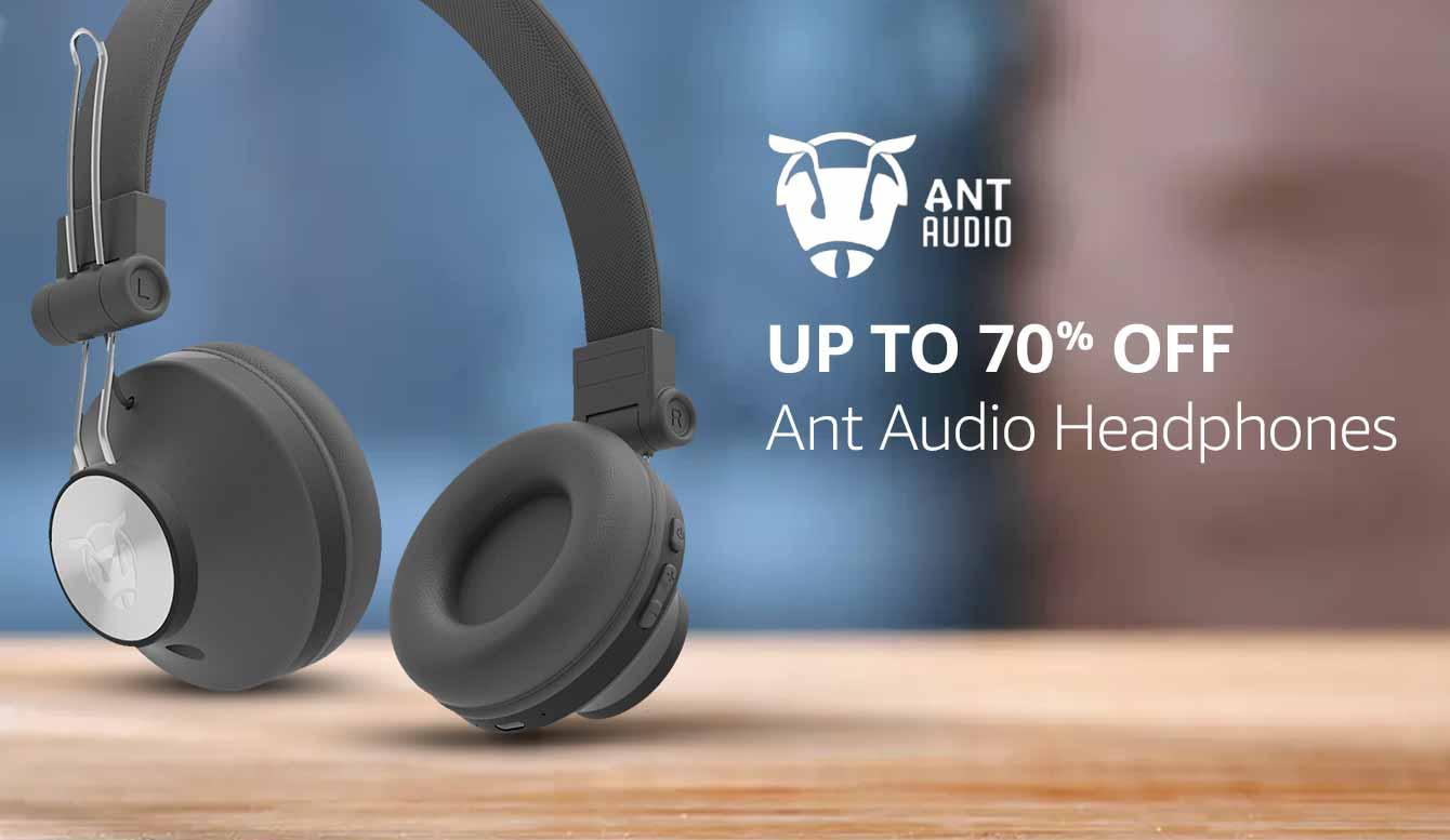 Ant audio